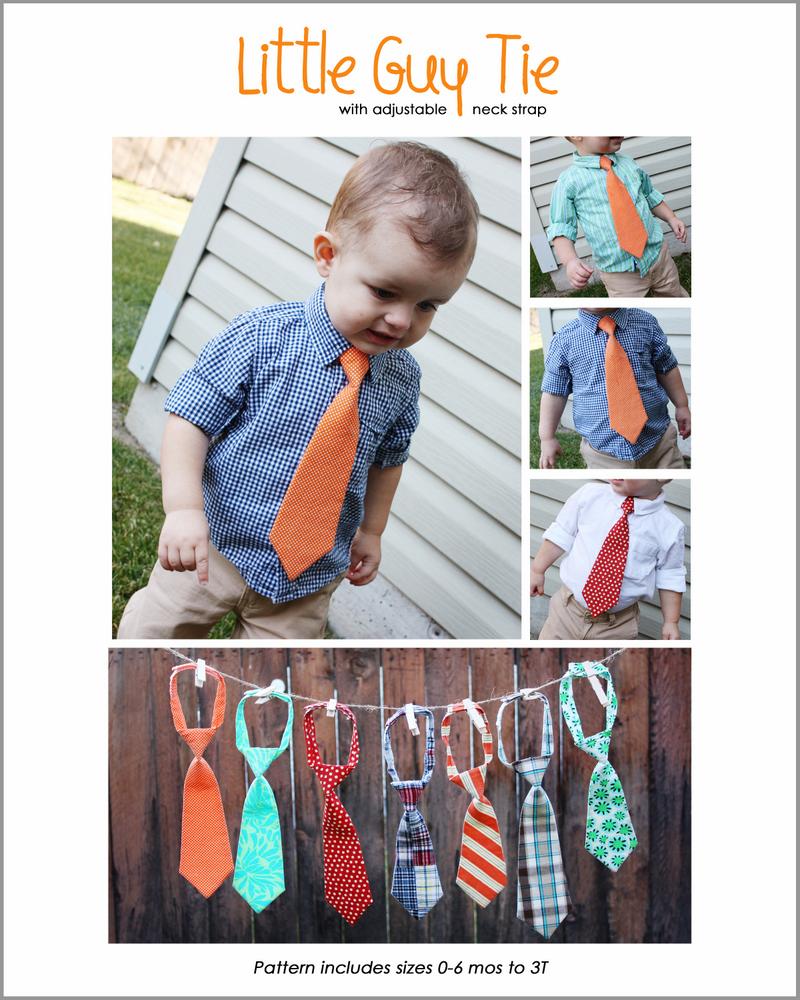 1 tie pattern