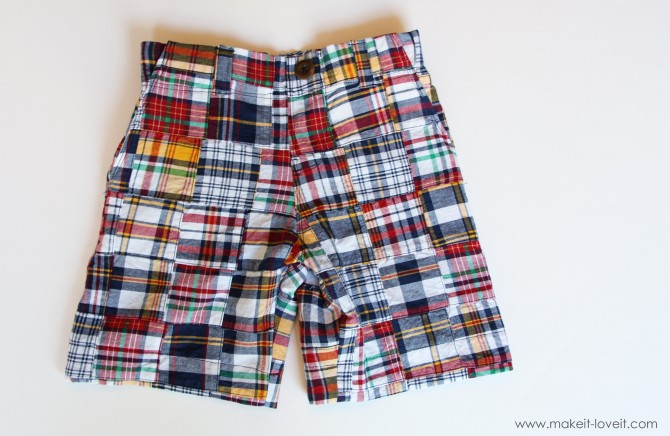 17 Boy Shorts with Back Flaps