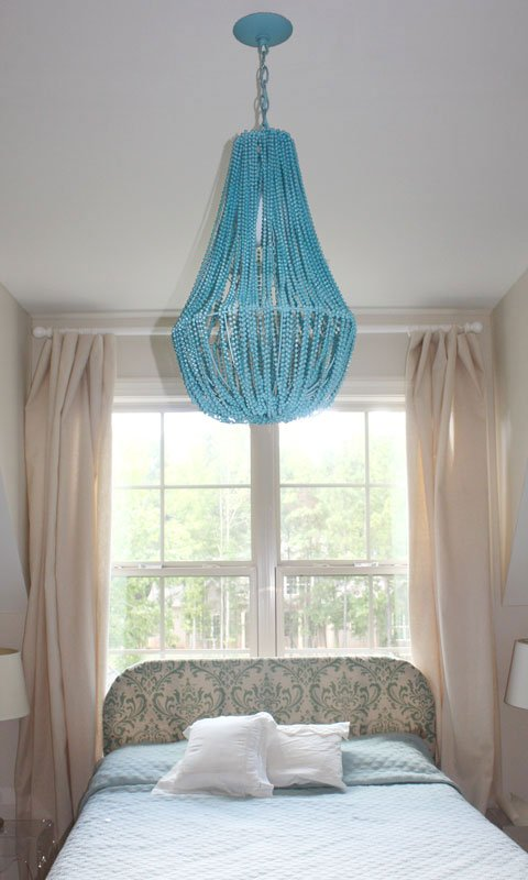 Beautiful Paper Capiz Shell Chandelier by Brenna at Paper u Ink