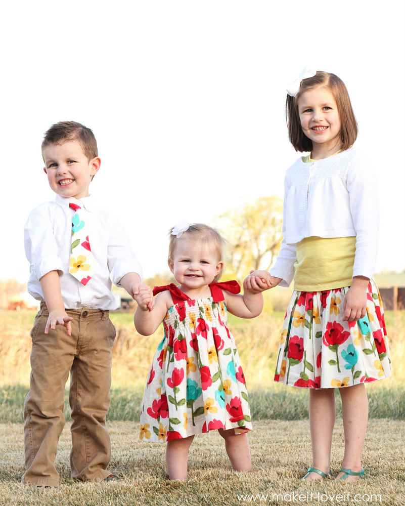 8 Easter Outfits 2012