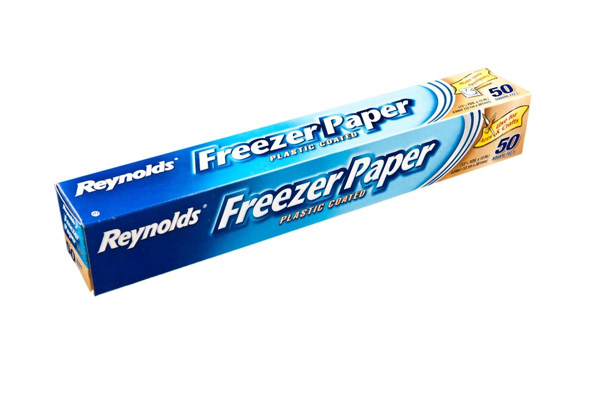 1 freezer paper