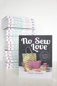 "My Book: ""NO-SEW LOVE""...available for pre-order!!"
