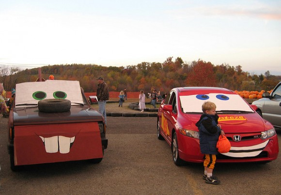 18 Trunk-or-Treat Car Decorating Ideas | Make It and Love It