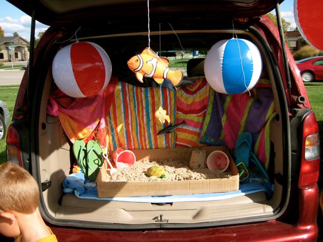 18 Trunk-or-Treat Car Decorating Ideas