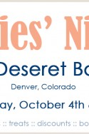 deseret book ladies night-1