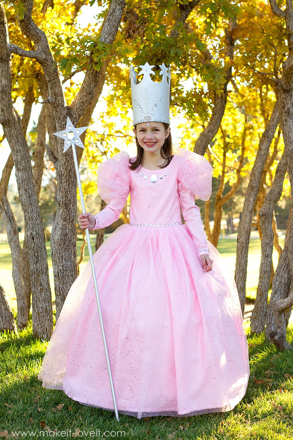 Glinda the Good Witch (from