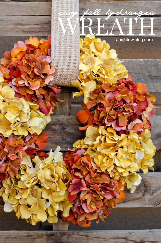 31 diy fall wreath ideas make it and love it for Easy diy fall decorations