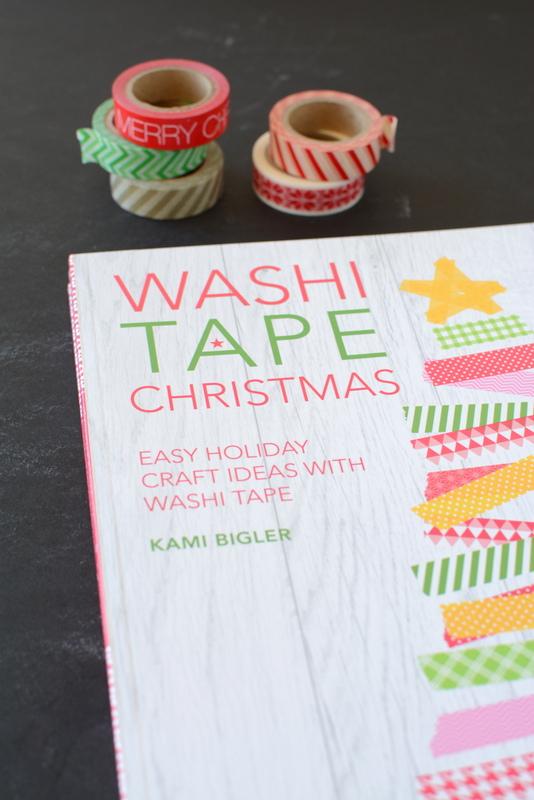 "The winner of ""Washi Tape Christmas"""