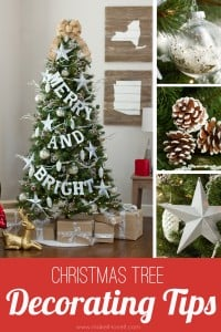 Christmas Tree Decorating Tips | via Make It and Love It