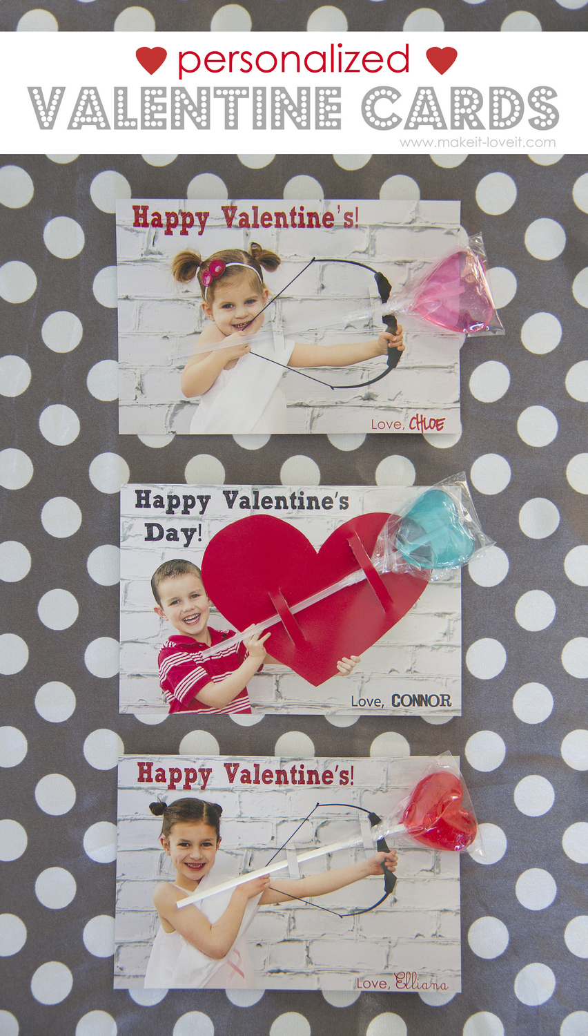 40 DIY Valentines Day Card Ideas for kids – Valentines Card Ideas for Kids