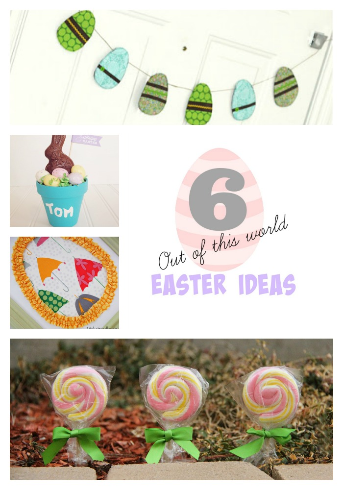 6 Out of this World Easter Ideas