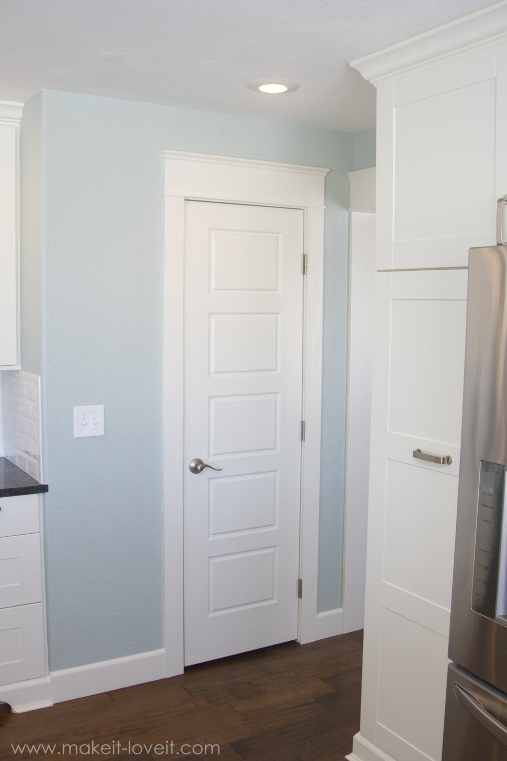 Hung door for Pre hung doors