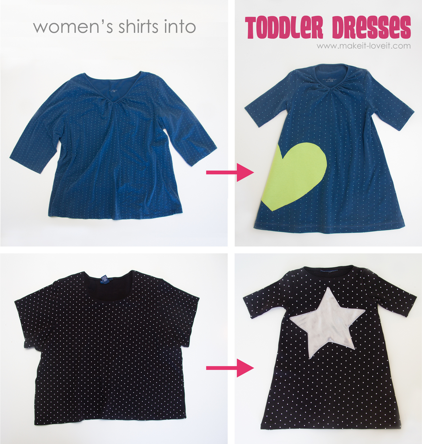 1 shirts-into-toddler-dresses