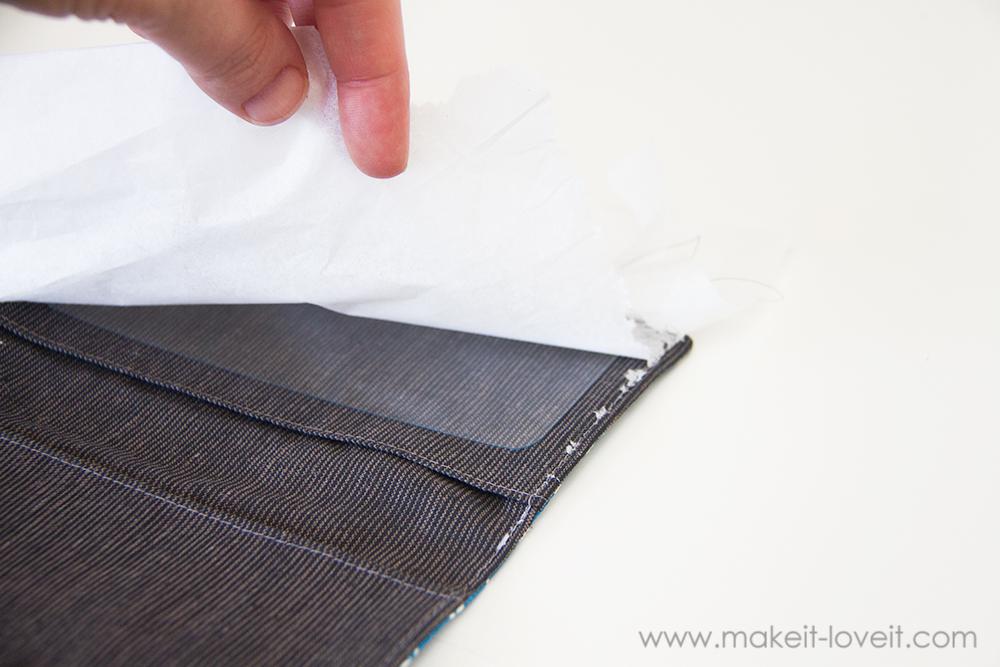 Fabric Check Book Cover (18)