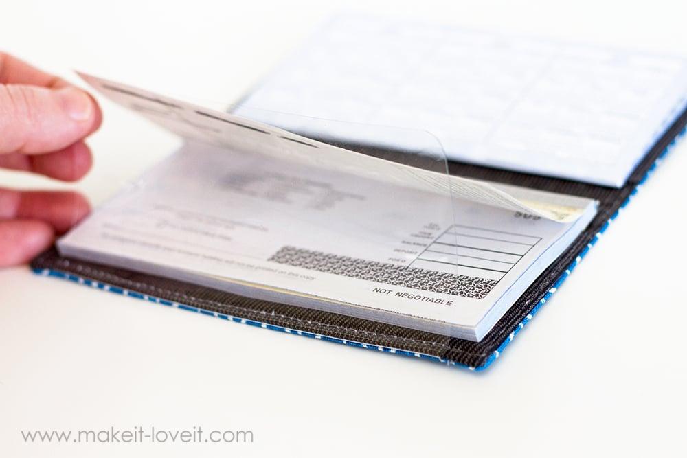 Fabric Check Book Cover (19)