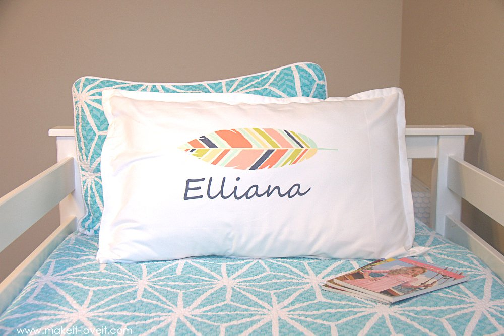 Too Cute Pillow Cases : Personalized Pillow Cases 60f
