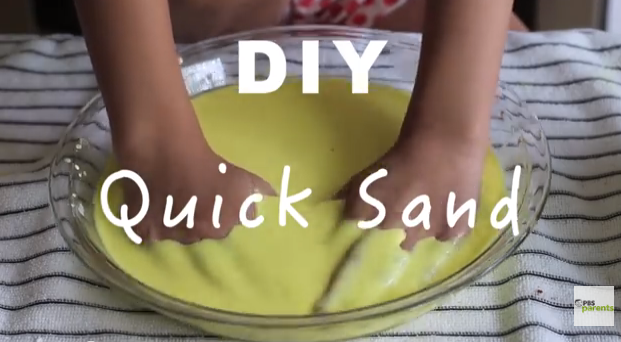 DIY Quicksand