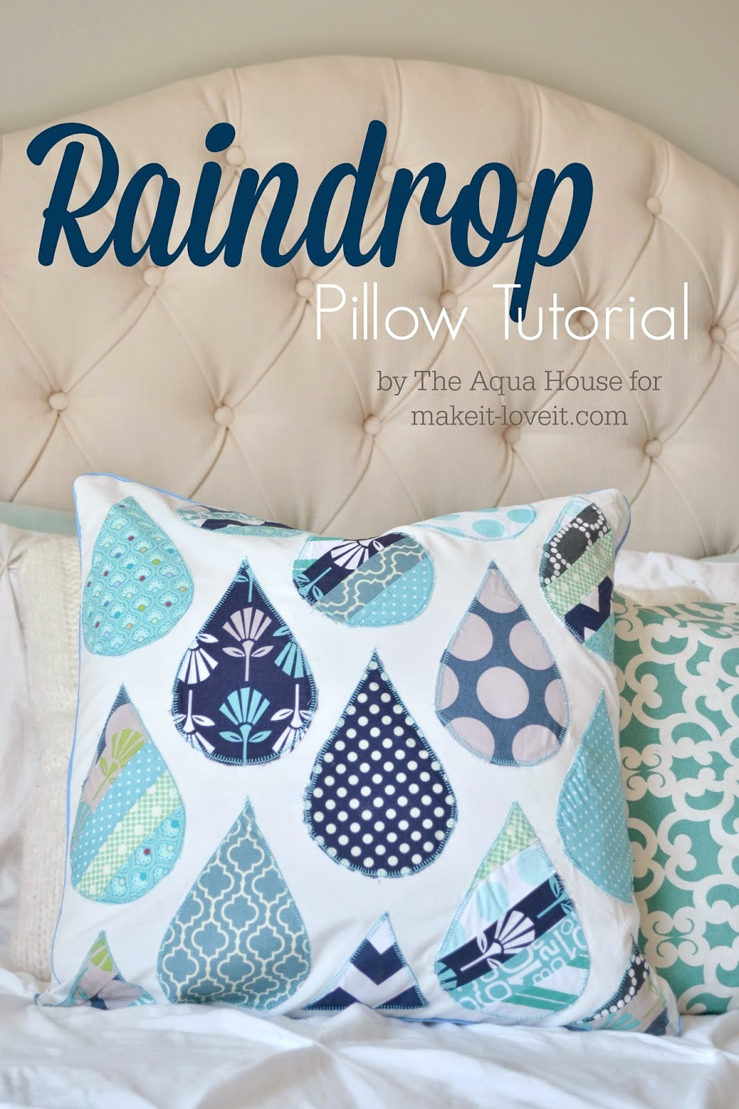 Zippered Pillow Cover & In \