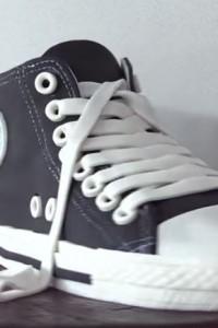 How To Make A Converse Shoe Cake
