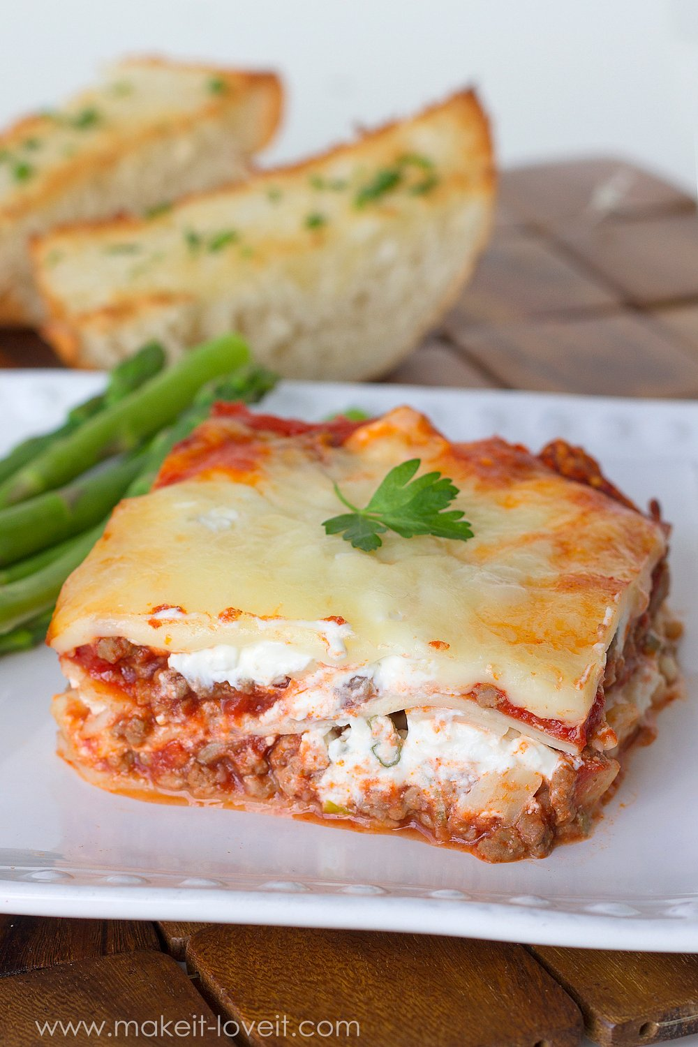 Creamy and Cheesy Lasagna…a treasured Family Recipe!