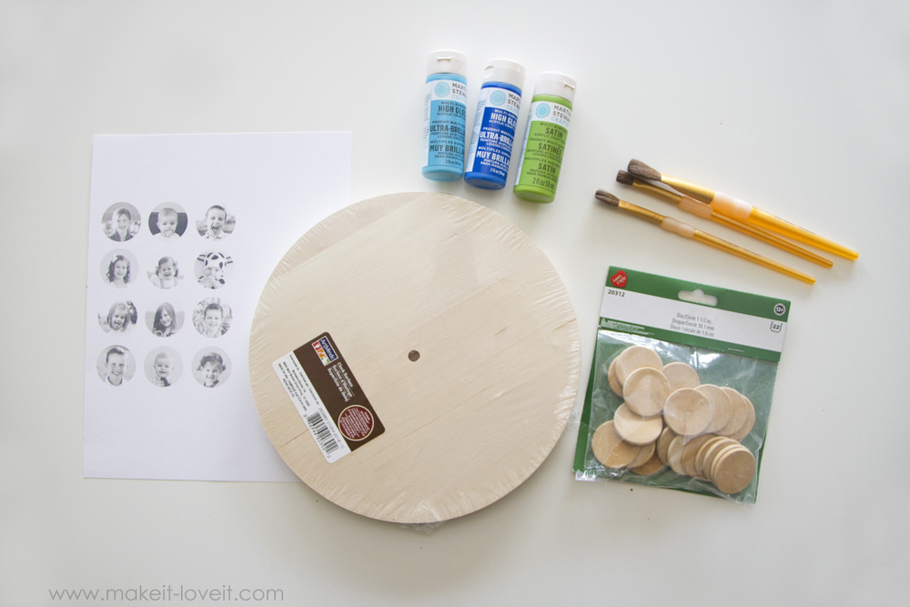 diy-fathers-day-portrait clock-13