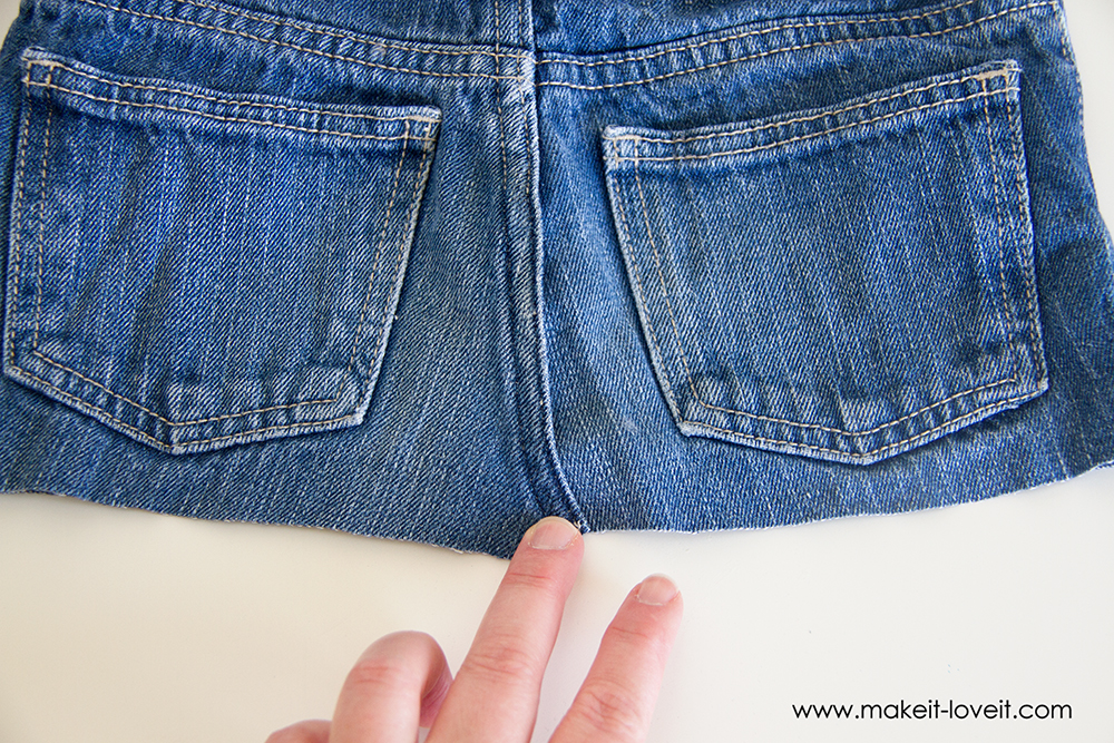 turn old jeans into a maxi skirt (13)