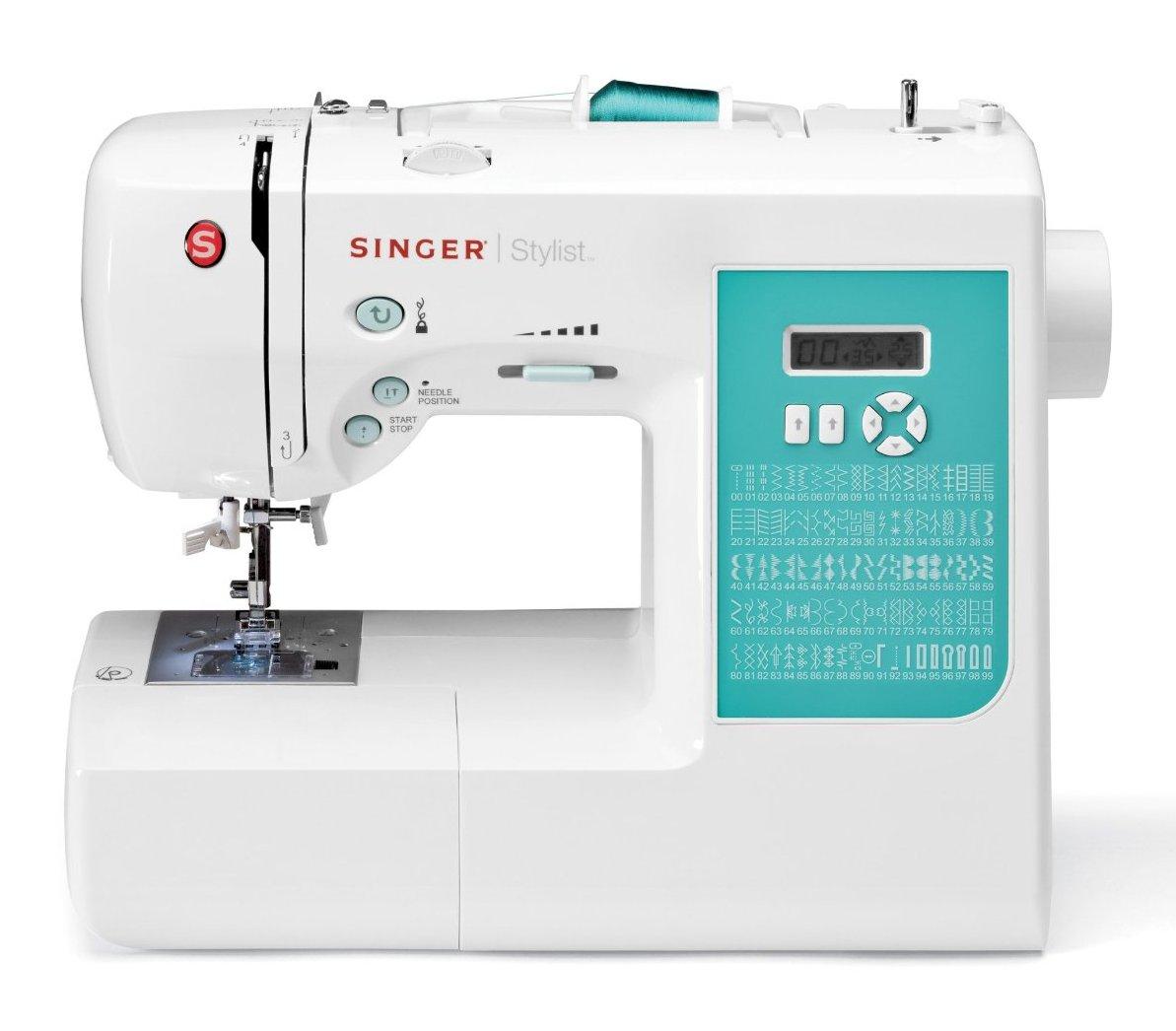 1 singer sewing machine