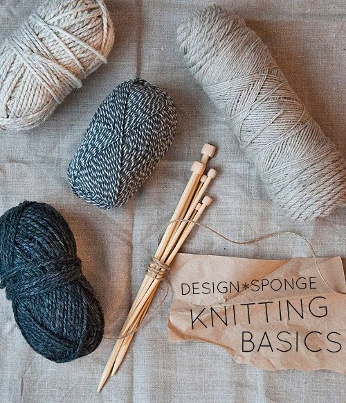 Basic Knitting : 27 BEGINNER Knitting and Crochet Tutorials