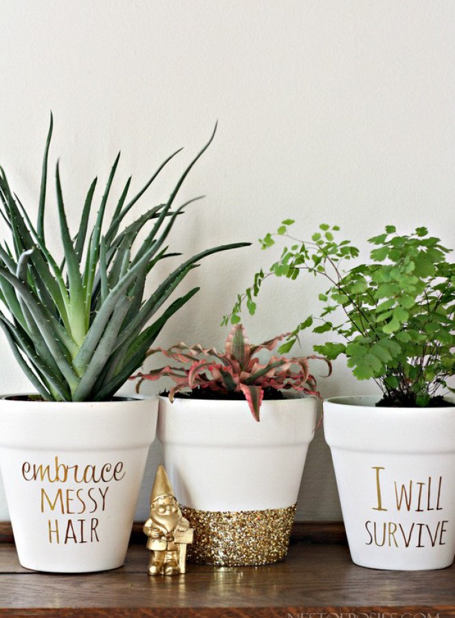 25 Diy Painted Flower Pot Ideas You Ll Love