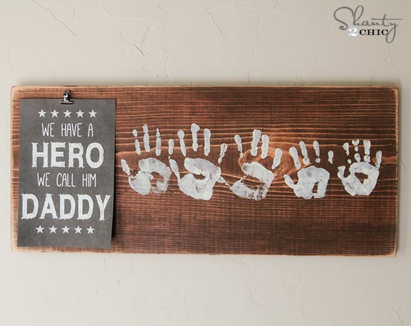 40 diy father 39 s day gift ideas for Best gifts for fathers day