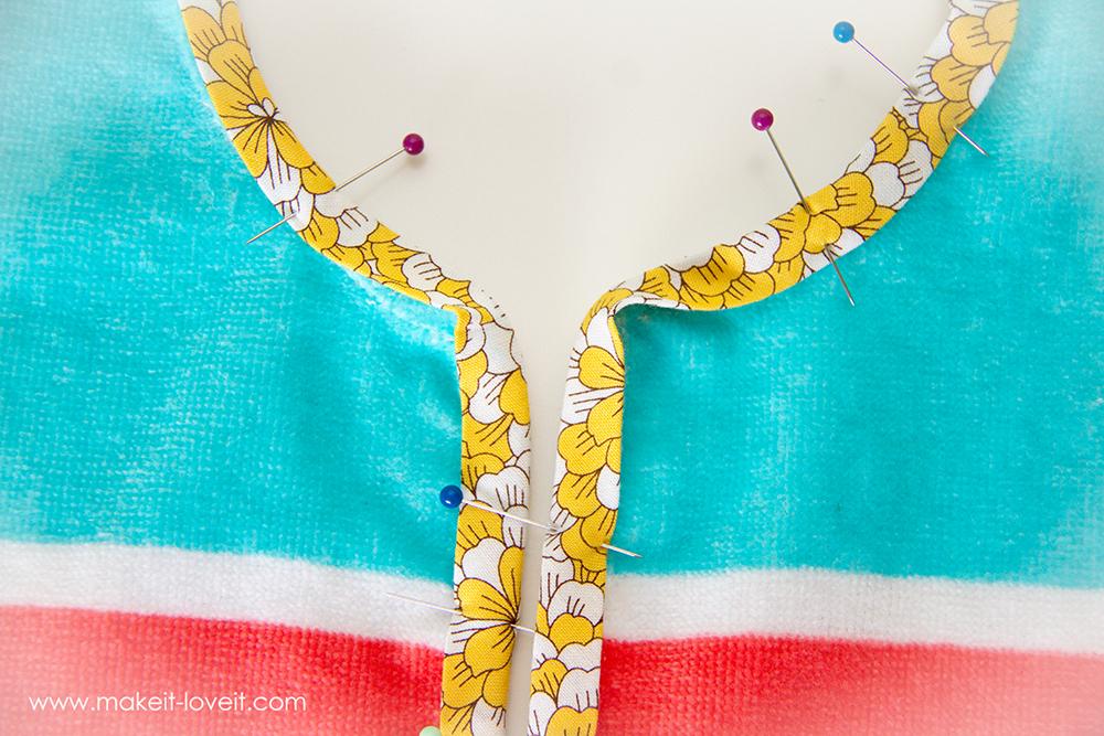 Swimming towel poncho (14)