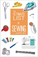 The Ultimate List of FAVORITE Sewing Supplies | via Make It and Love It