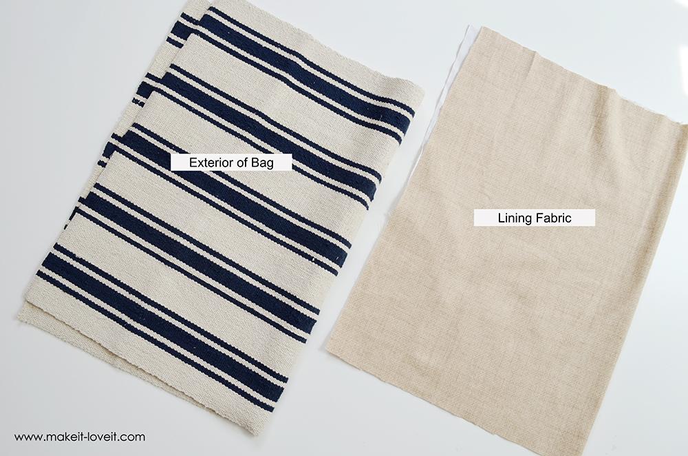 farmers market bag from an ikea rug (37)