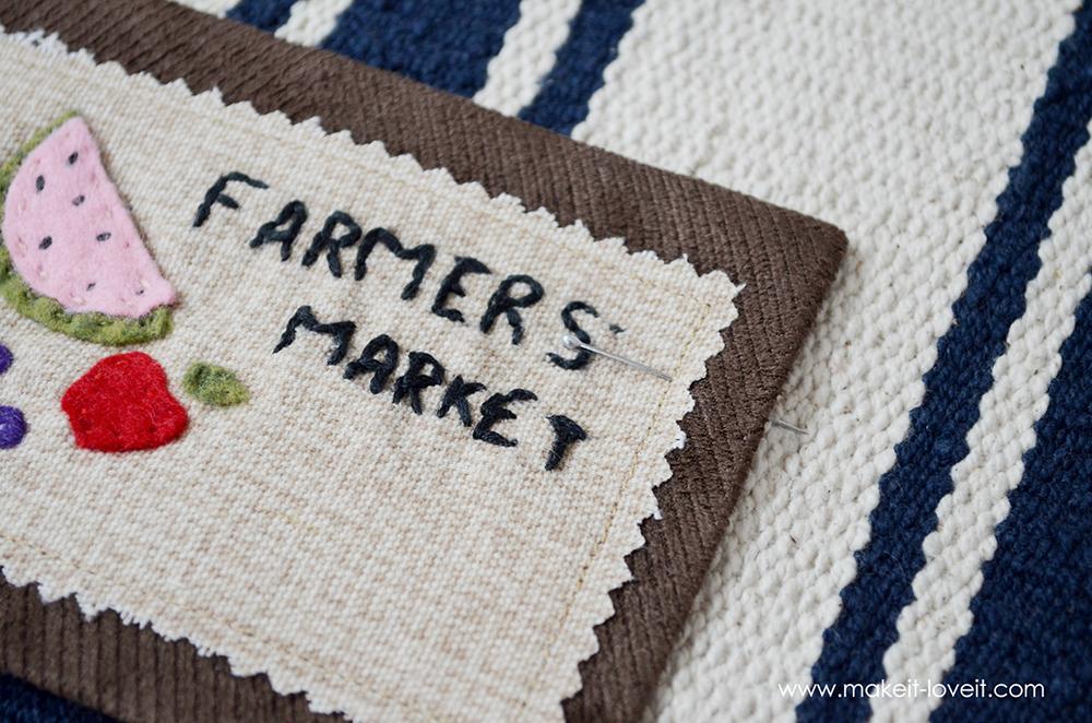 farmers market bag from an ikea rug (9)