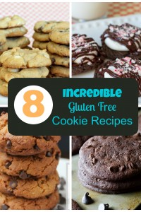 8 Incredible Gluten Free Cookie Recipes