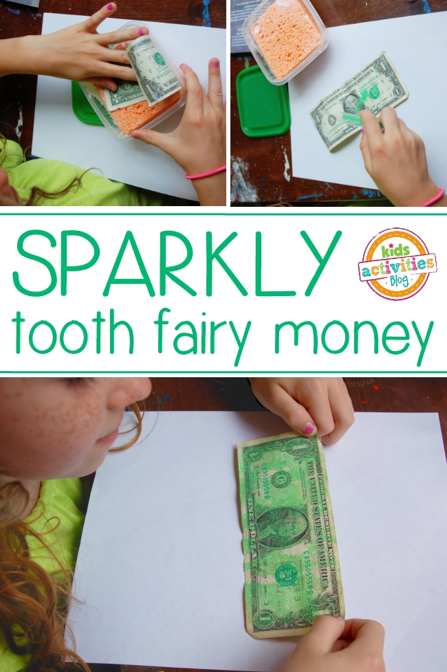 Tooth Fairy Ideas For Girls