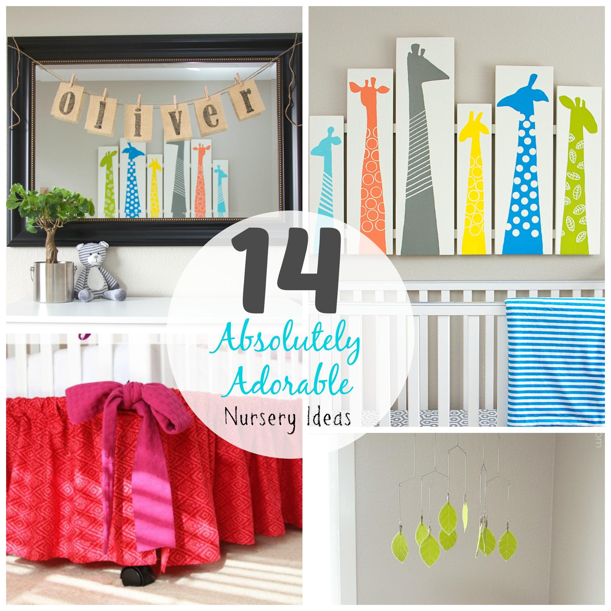 Adorable Nursery Idea: Adorable Nursery Ideas