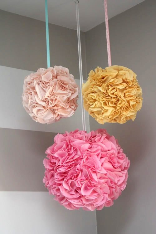 30 Diy Fabric Flower Tutorials