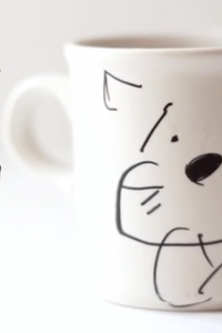 Kids Art Mug
