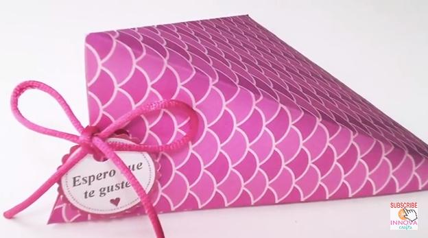 DIY crafts: Gift Box