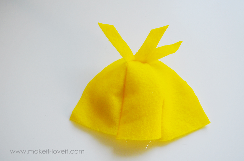 make your own felt animal hand puppets (5)