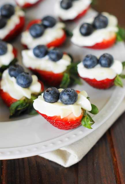 1Red-White-and-Blue-Strawberry-Cheesecake-Bites 1