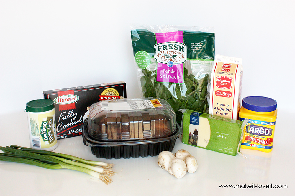 Swiss chicken crepes with spinach (1)