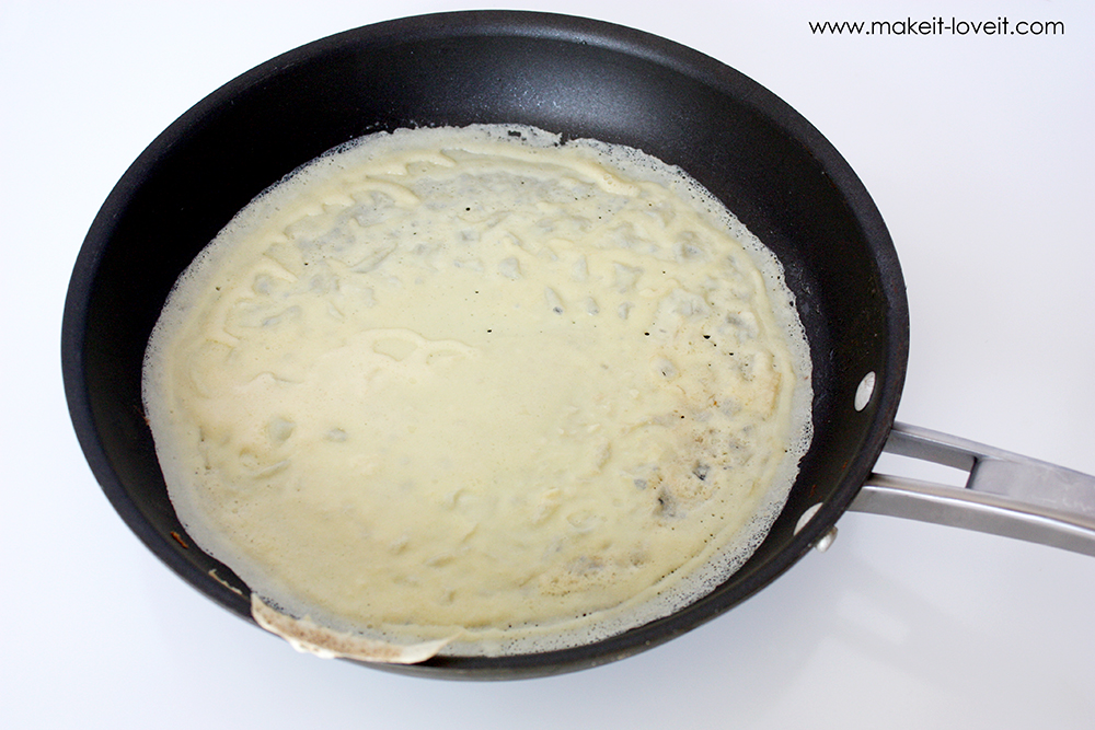 Swiss chicken crepes with spinach (5)