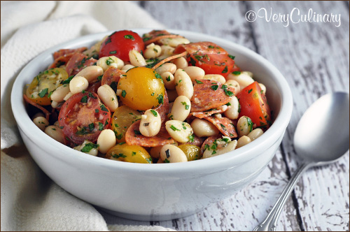 White-Bean-Salad-with-Spicy-Pepperoni-and-Tomatoes-blog