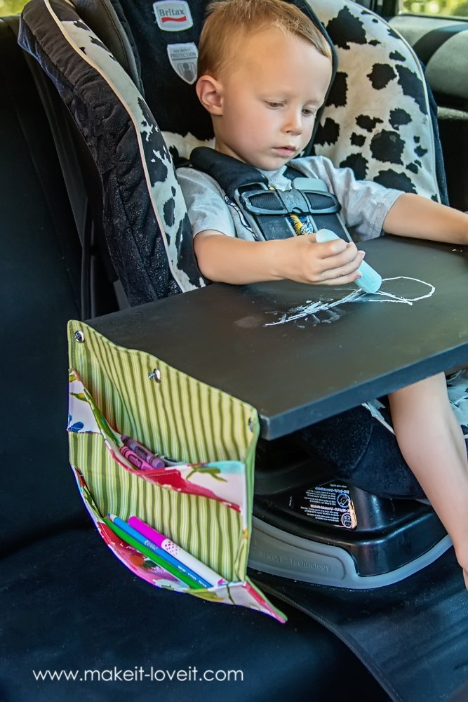 Chalkboard Lap Desk Great For Home And The Car Make