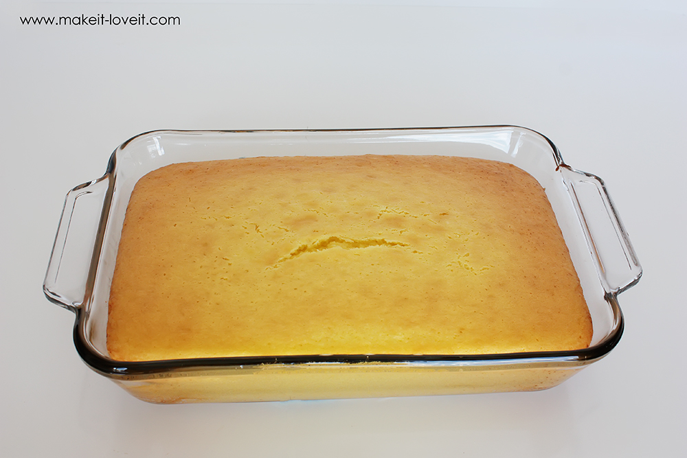 moist and tangy lemon poke cake (12)