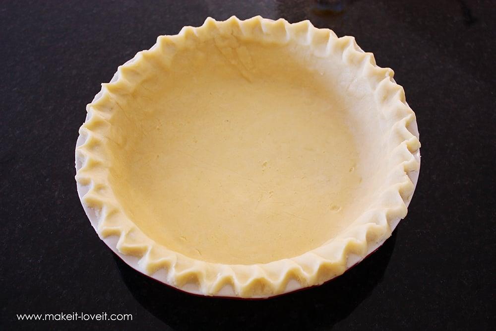 perfect no fail pie crust (10)