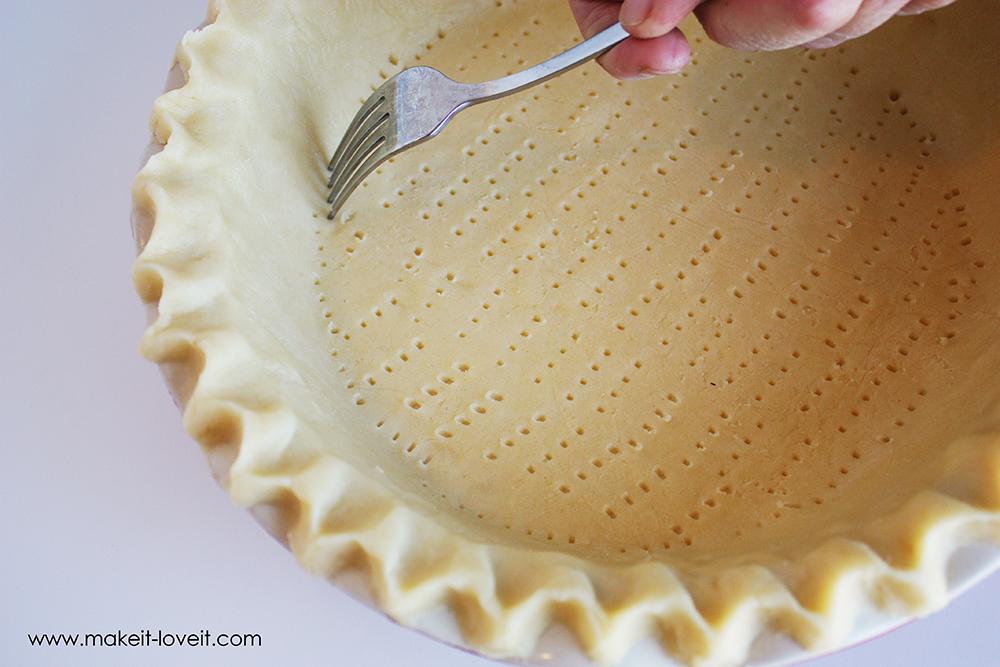 perfect no fail pie crust (11)