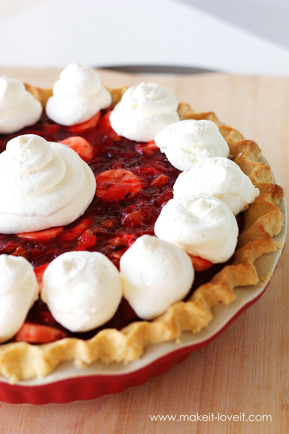 Fresh Berry and Fruit Pie (…Gluten Free version included)